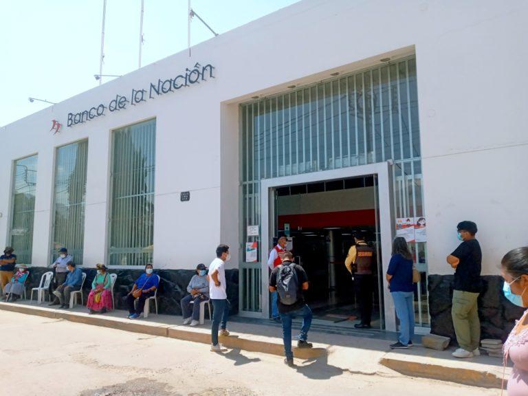La tasa de morosidad disminuye en la región Moquegua