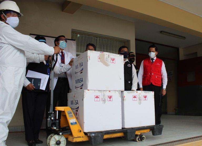 ¡Indignante! detectan en Arequipa faltante de dosis de vacunas contra la covid-19