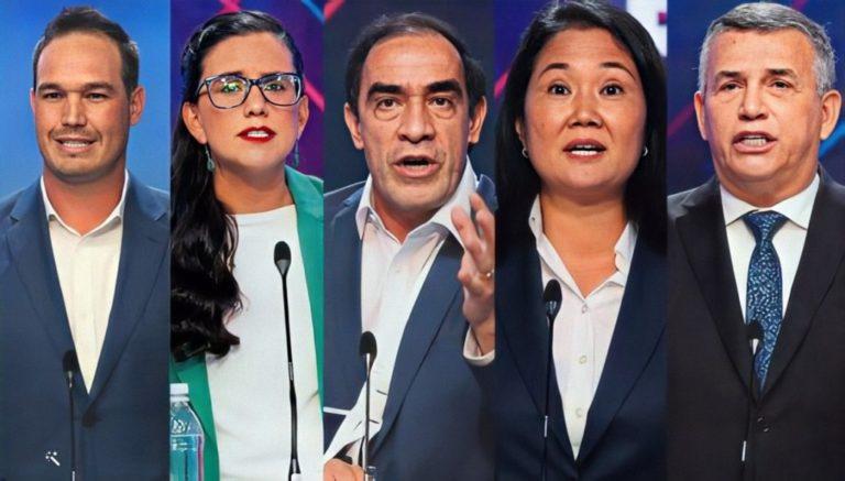 TRINQUETES POLÍTICOS:Son 10 de los más de 50 que se inscribieron