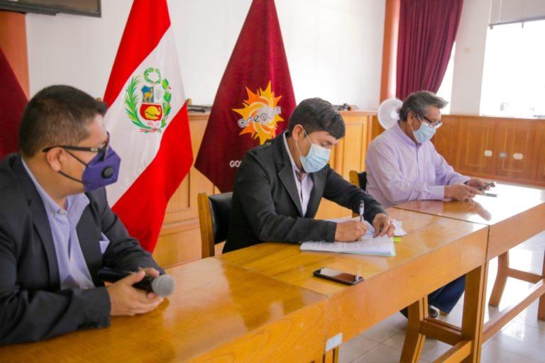 GRA levanta observaciones de la adenda 13 del proyecto Majes Siguas II