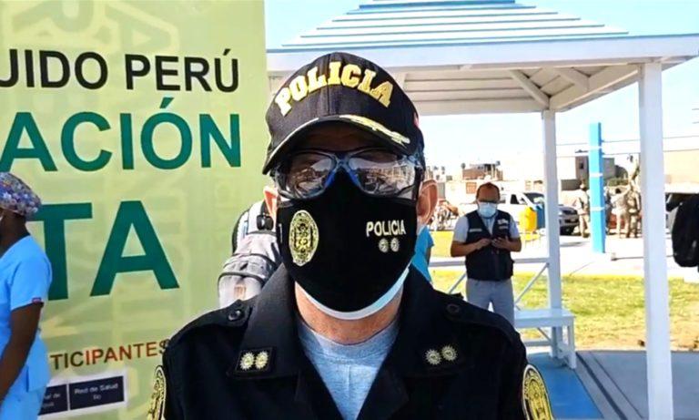 Personal policial podrá emitir su voto el domingo
