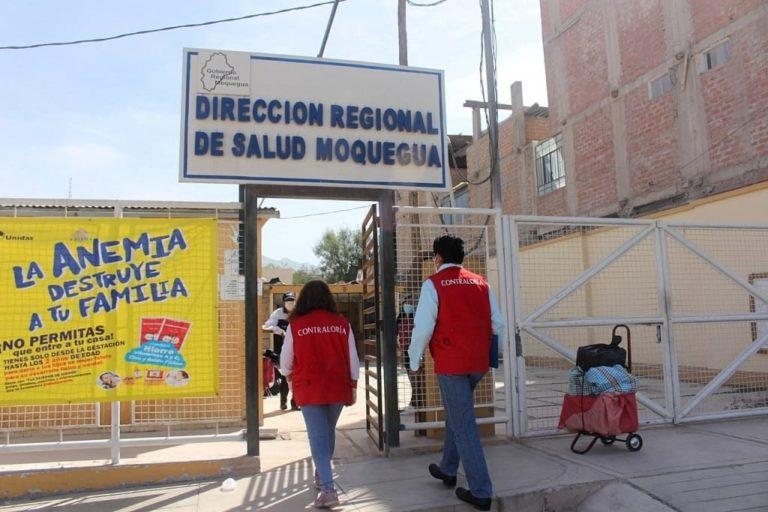 Trabajadores del sector salud anuncian paro contra la GERESA