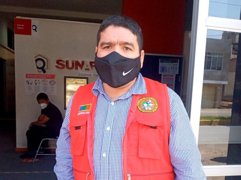 Nuevamente paralizan obra en la Universidad Nacional de Moquegua