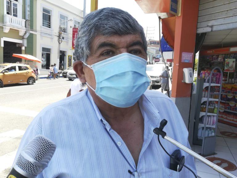 Mollendo: Encargan a asesor en Transportes Henry Salazar el empadronamiento de vehículos de servicio público