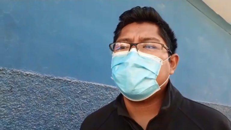 Denunciarán al Dr. Percy Huancapaza por el presunto delito de tráfico de influencias