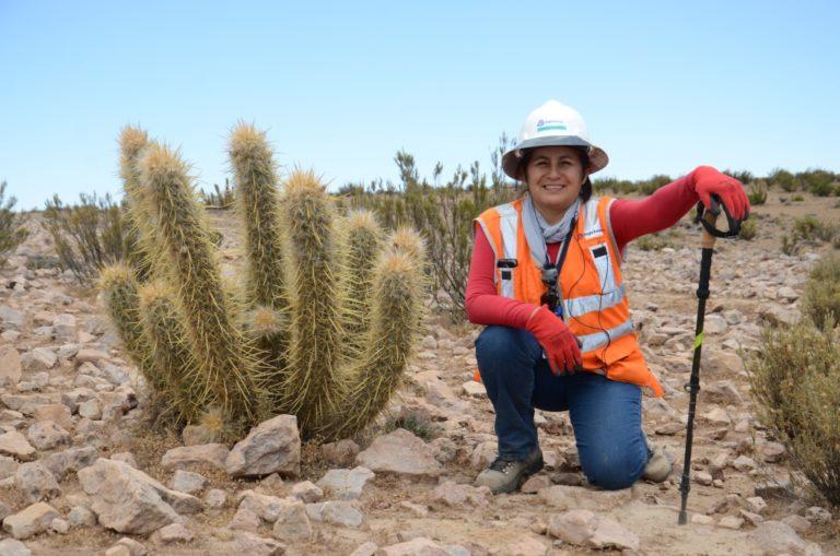 La mujer en la minería