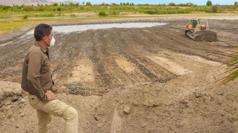 Alcalde punteño exige intervención del congreso en la denuncia sobre contaminación del río Tambo