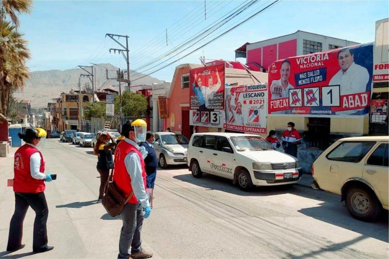 Escaneo electoral: candidatos congresales de la región Moquegua
