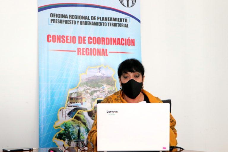 Consejo de Coordinación Regional desarrolló su primera sesión ordinaria