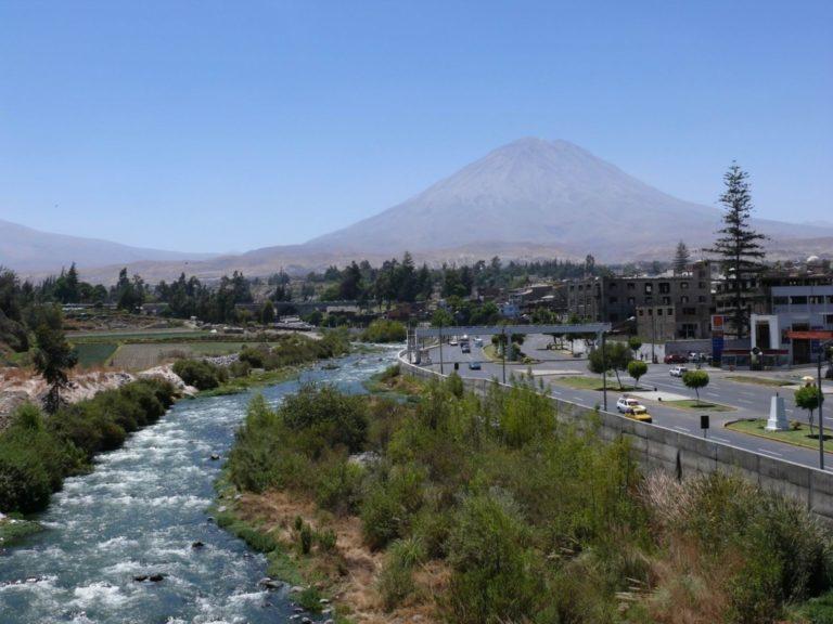 Arequipa: Proyectan construcción de moderno drenaje pluvial por S/ 70 millones