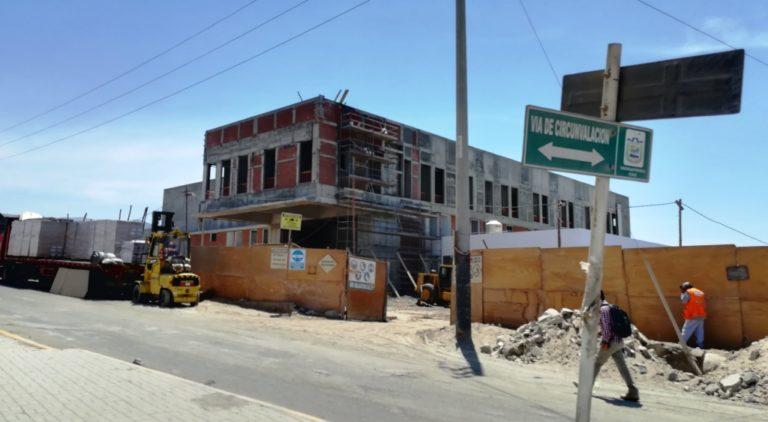 Hospitales de Alto Inclán y Cocachacra son los únicos que se construyen en la región Arequipa