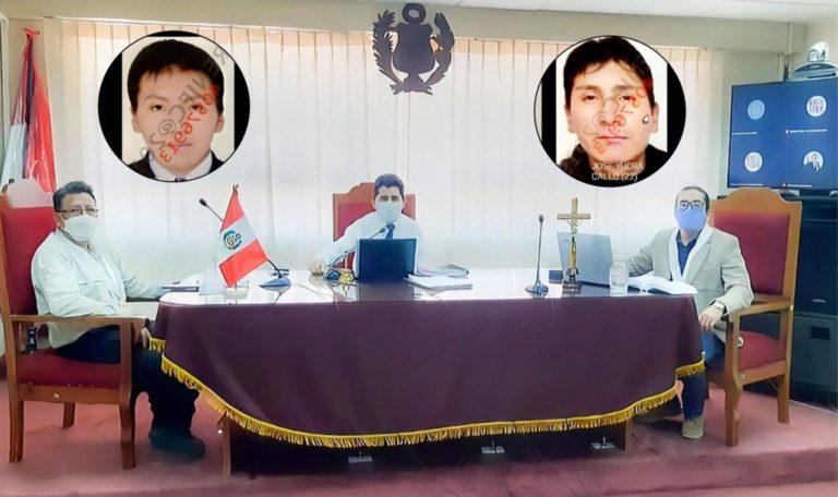 Confirman sentencia contra expolicía que junto a su tío asaltó a taxista