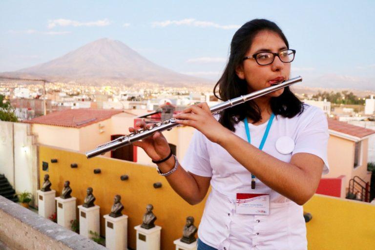 """Promueven """"Sinfonía por el Perú"""" en la provincia de Islay"""