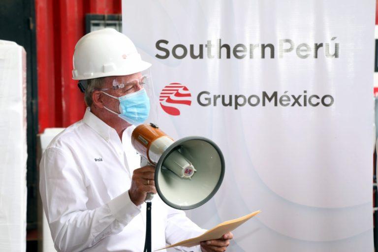Southern no cree que Castillo concrete nacionalización de recursos mineros