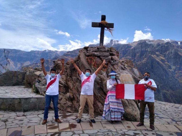 Destino turístico del Colca recibió más de 15 mil turistas en lo que va del año