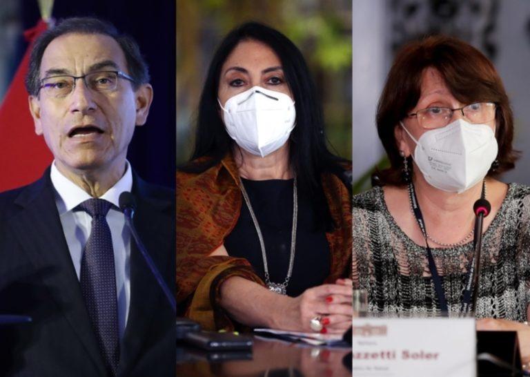 Aprueban informe final que plantea inhabilitar a Martín Vizcarra por 10 años