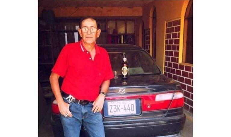 Periodismo deportivo en Moquegua está de luto, falleció Emilio Salas