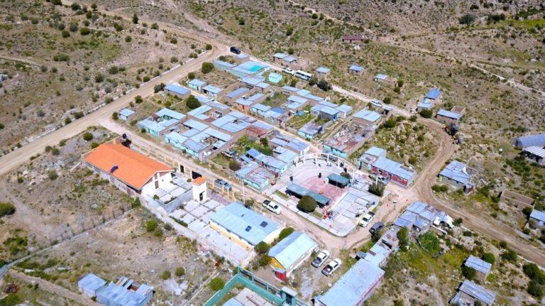 Moquegua: Southern Perú inició trabajos para electrificar anexo de Arondaya