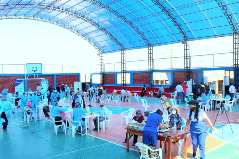 Se registró más de 400 atenciones a adultos mayores en Moquegua
