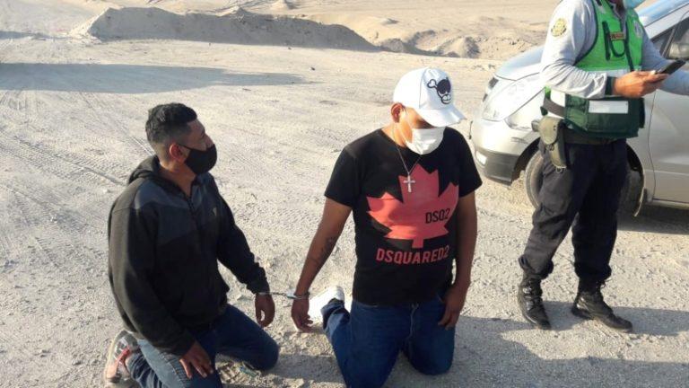 Jueza libera a implicados en asalto en el distrito de Ite