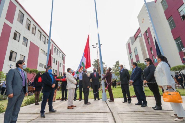 32º aniversario del GRA: Gobernador asegura que continuarán obras en la región