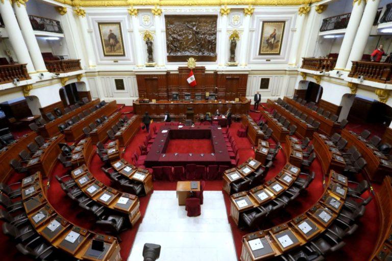 Coyuntura y parlamento