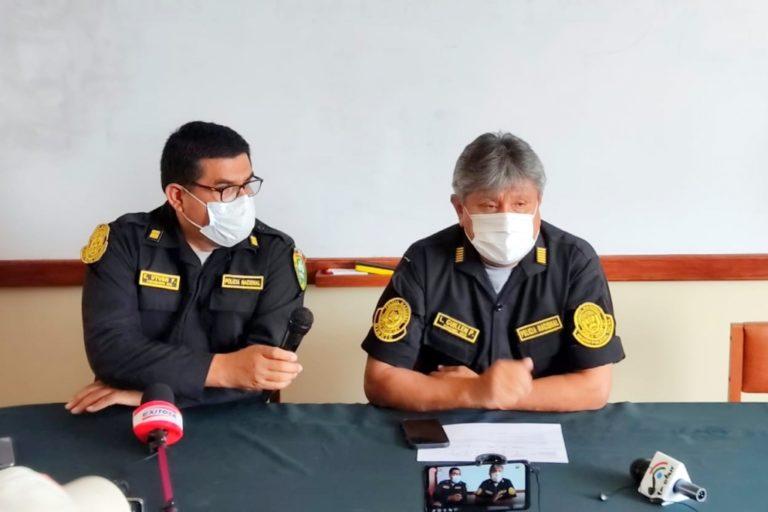 Policía Nacional da a conocer plan de trabajo a desarrollar durante elecciones