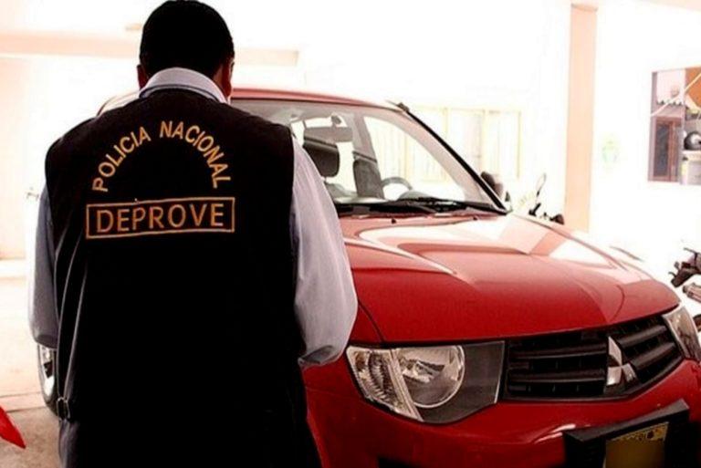 Capturan a exjefe PNP de DEPROVE Moquegua y deberá cumplir sentencia de 5 años