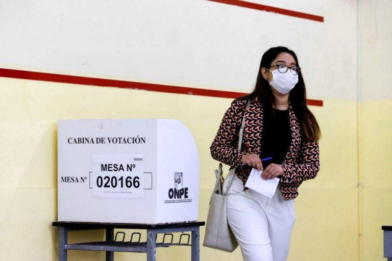 Por qué votar en blanco o viciado