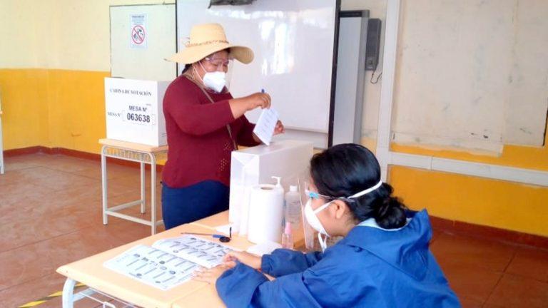 ODPE Mariscal Nieto: Miembros de mesa deben registrarse en web de ONPE para el pago de S/ 120