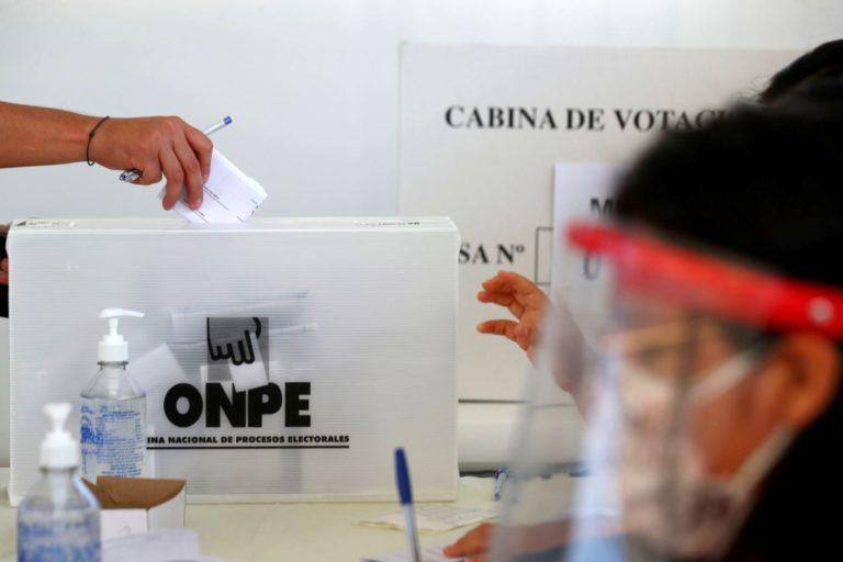 ¿Voto nulo o mal menor?