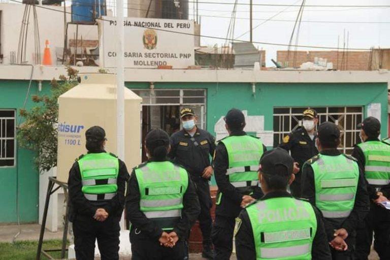 General PNP Zanabria visitó comisarías