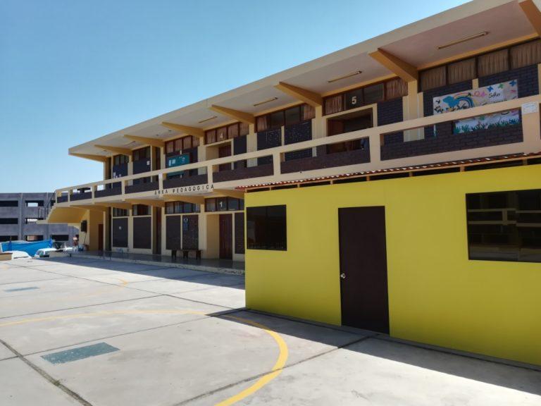 Autorizan iniciar proceso de admisión para el pedagógico Jorge Basadre de Mollendo