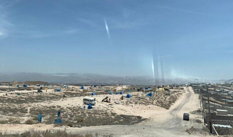 Alistan proceso de desalojo en diversas provincias de Arequipa