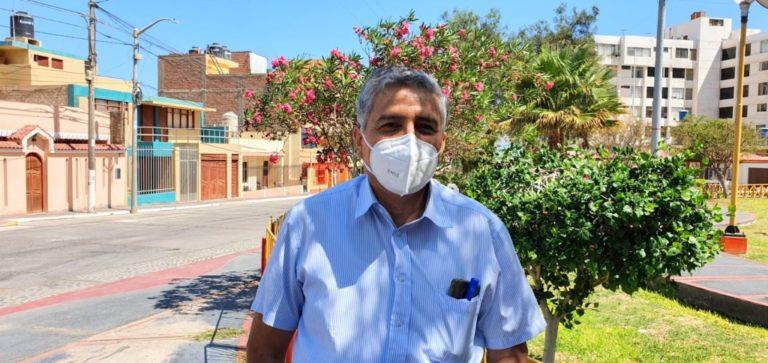 Consejero regional Jesús Zapata, justifica sus licencias
