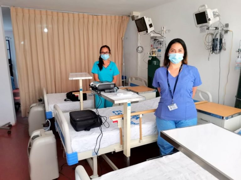 EsSalud Moquegua fortalece sus centros médicos en lucha contra el Covid 19