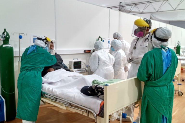 32,500 muertos por covid: marzo fue el mes más mortal en lo que va de la pandemia