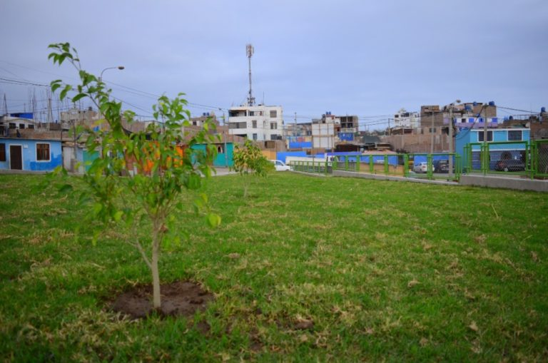 Southern Peru y municipio de Islay-Matarani entregan muro de contención