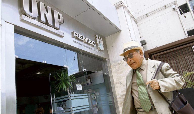 Se organizan para exigir devolución de ONP