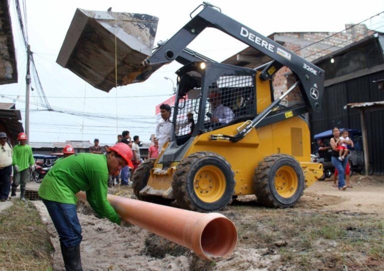 Cinco municipalidades de Moquegua van muy bien en ejecución de proyectos de inversión