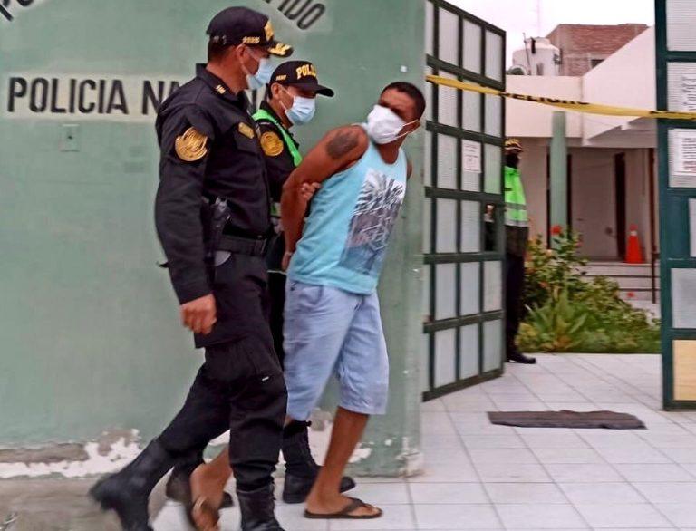 """Policía de Mollendo captura y detiene a banda """"Los Toqueros de Islay"""""""