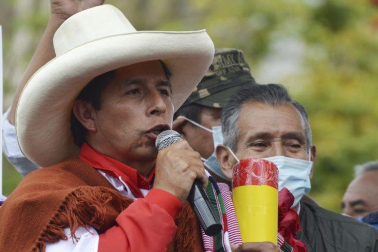 ¿Distritos pobres votaron por Pedro Castillo en región Moquegua 2021?