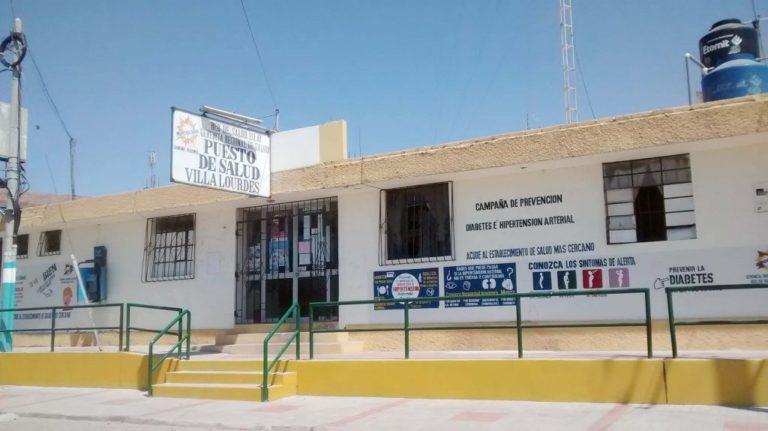 Anuncian mejoramiento de instalaciones del puesto de salud de Villa Lourdes