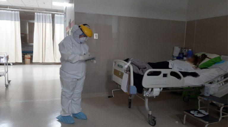 Repotencian emergencia y cuidados críticos con mayor personal médico