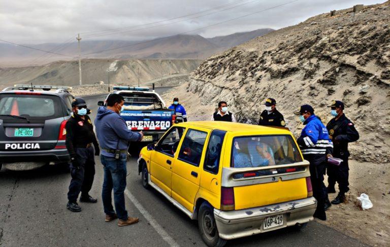 Personal de Serenazgo captura a presuntos autores de hurto agravado