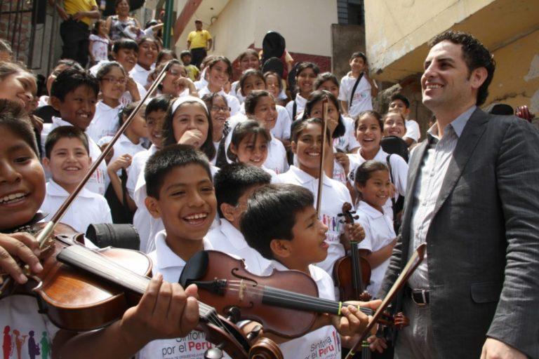 Sinfonía por el Perú inicia sesiones virtuales en la provincia de Islay