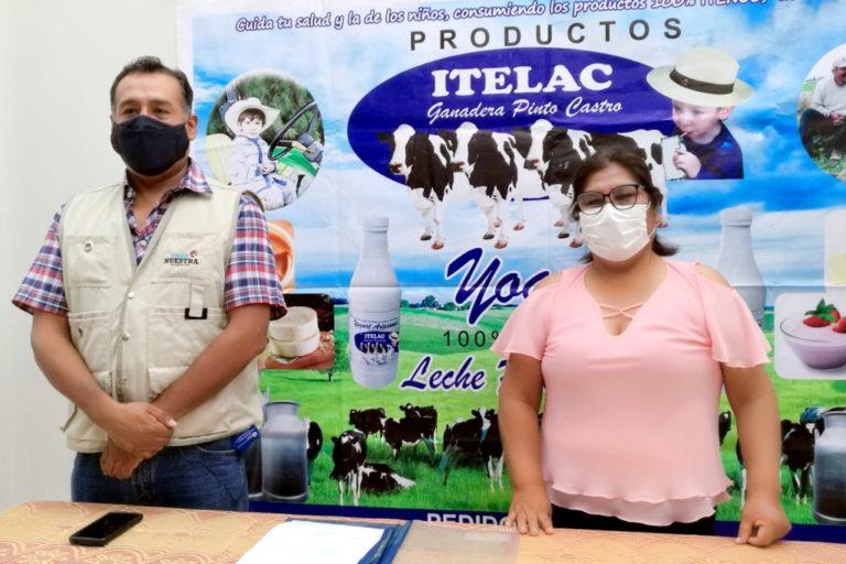 Southern Perú impulsa proyecto productivo de derivados lácteos en Ite con capital semilla