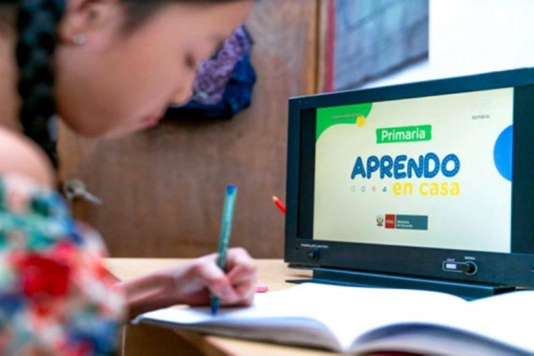Arequipa: Más del 26% de alumnos de secundaria no habría obtenido resultados satisfactorios en 2020