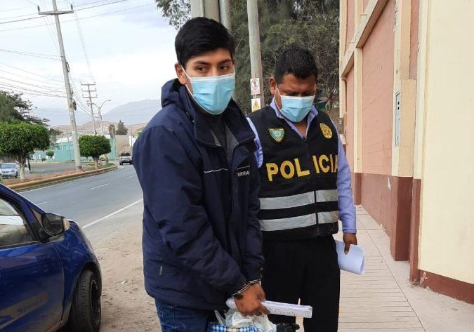Dictan prisión preventiva para sujeto que quitó la vida a José Luis Ramos