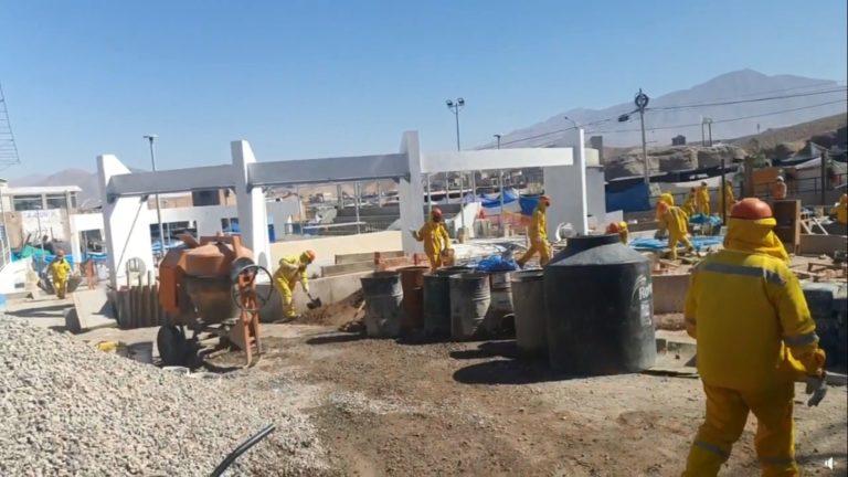 Moquegua: Trabajos del Parque Temático se encuentran en la etapa final